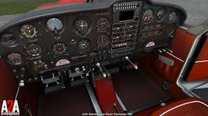 a2a simulations pa 28 cherokee 180 review