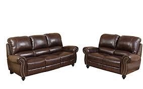 Power Reclining Sofa And Loveseat Sets Reclining Leather Sofas Couches