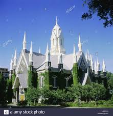 Utah travel city images Geography travel usa utah salt lake city churches mormon jpg