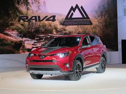 mitsubishi adventure 2017 2018 toyota rav4 adventure brings hints of outdoorsiness for 28 695