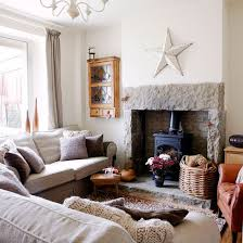 country home interior pictures living room cottage house tour photo