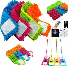 Laminate Floor Mop Microfibre Noodle Mop Cleaning Multifunctional Wet Or Dry