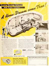 Living On One Dollar Trailer by Home In A Can When Trailers Offered A Compact Version Of The