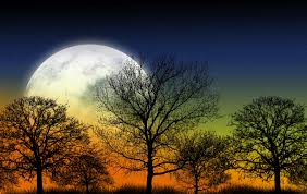 holy blue bloody moon meaning of the moon tonight