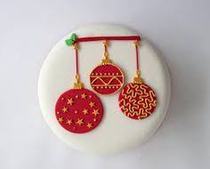 Christmas Cake Decorations Images by Clare Wilson Clarewilson775 On Pinterest