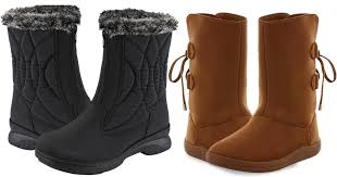 kmart womens boots kmart com s boots only 7 49 regularly 29 99 hip2save
