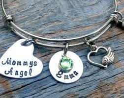 Baby Remembrance Jewelry Loss Of Baby Etsy