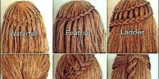 anglo saxon hairstyles medieval clothing