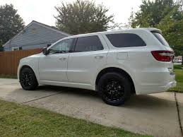 Dodge Durango Rt 2016 - show me your custom rims page 2 just dodge durangos 2014