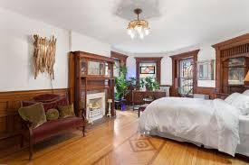 Bedroom Bed In Corner The Sale Of This 2 8m Stuy Heights Corner Limestone Beauty Will