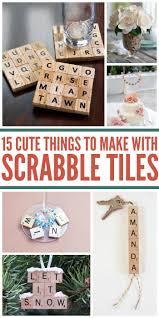 367 best scrabble letter craft ideas images on pinterest