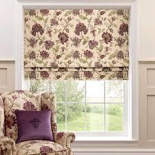 Roman Blinds Pattern Dorma Plum Bloomsbury Roman Blind Dunelm Curtains Pinterest
