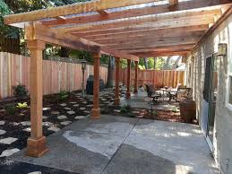 Patio Designs With Pergola by Instructions On How To Build A Deck Roof Outdoor Living