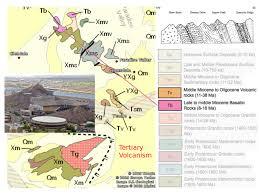 Map Phoenix Area by Phoenix Geology