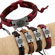leather rope bracelet images Cord rope bracelet images jpg