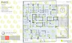Half Bath Plans Oceana Key Biscayne Floor Plans