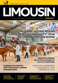 lexus is 350 jiji limousin mag summer 2016 issuu by british limousin cattle society