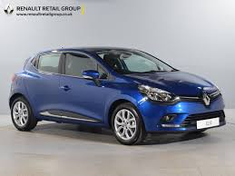 used blue renault clio for sale rac cars