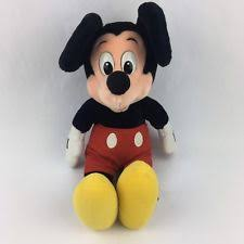 disney mickey mouse u0026 friends vintage stuffed animals ebay