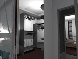 dressing chambre à coucher dressing de chambre meuble dressing sous escalier comportant