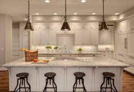 Transitional Kitchen Lighting Mixing Metals Is Ok