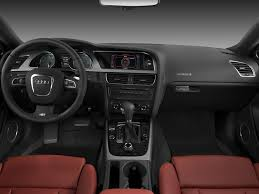 audi dashboard a5 2008 audi s5 reviews and rating motor trend