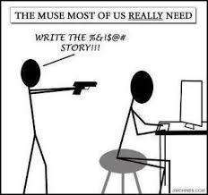 Writer Memes - friday funnies trying to keep writers block at bay