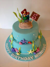 beautiful ariel birthday cake model best birthday quotes