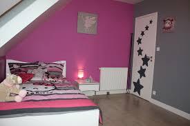 deco chambre gris et mauve chambre gris et fushia design fille collection grise violette images