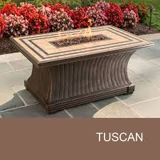 Natural Gas Fire Pit Kit Agio International Fp Tuscan Kit Agio Tuscan 32x52 Rectangular