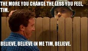 Billy Meme - the billy corgan wilson from home improvement meme houston press
