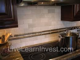 brick tile kitchen backsplash excellent plain brick tile backsplash gray brick kitchen backsplash