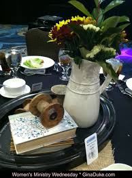 table center pieces women u0027s ministry wednesday u2013 how to create event worthy table
