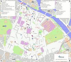 Notre Dame Campus Map File Paris 5th Arrondissement Map With Listings Png Wikimedia