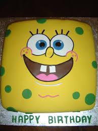 birthday cakes images spongebob birthday cakes amazing taste