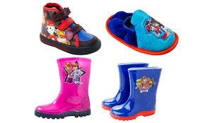 paw patrol shoes groupon
