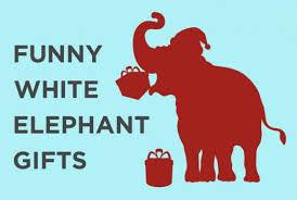 white elephant office gift exchange ideas best elephant 2017