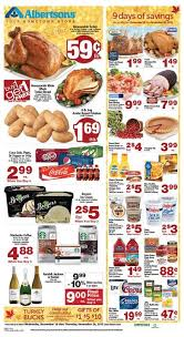 albertsons ad thanksgiving savings nov 26