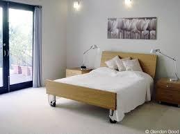 Aluminum Bed Frame Custom Made Aluminum And Bamboo Bed Frames By Glendon Custom