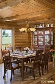 custom made rustic pine log diningroom table and chairs 6 ft