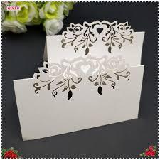 Wedding Decor Business Cards Online Get Cheap Shape Business Cards Aliexpress Com Alibaba Group