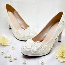 wedding shoes for girl shoes for flower girl wedding free shipping ivory pearl bowtie