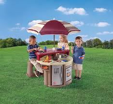 Kitchen Sets For Kids Step 2 Toy Grill Kids Small Bbq Barbecue Kitchen Set Play Pretend