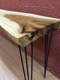 Walnut Slab Table Epoch Live Edge Wood Slab Tables