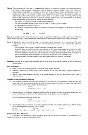 rotation worksheet 3 more torque and static equilibrium