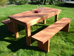 wood patio table set new furniture 20 tremendous diy free outdoor