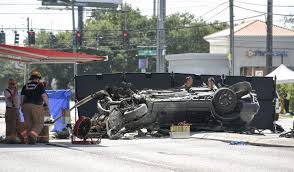 the kids six teens involved in stolen car crash have troubled