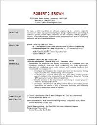 simple resume format in word http jobresumesample com 1102