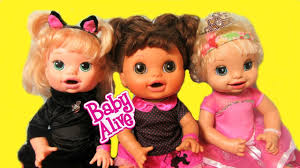 baby alive dolls get halloween costumes my life as clothes real