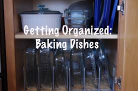 baking supply organization how to organize baking dishes veda day 1 youtube